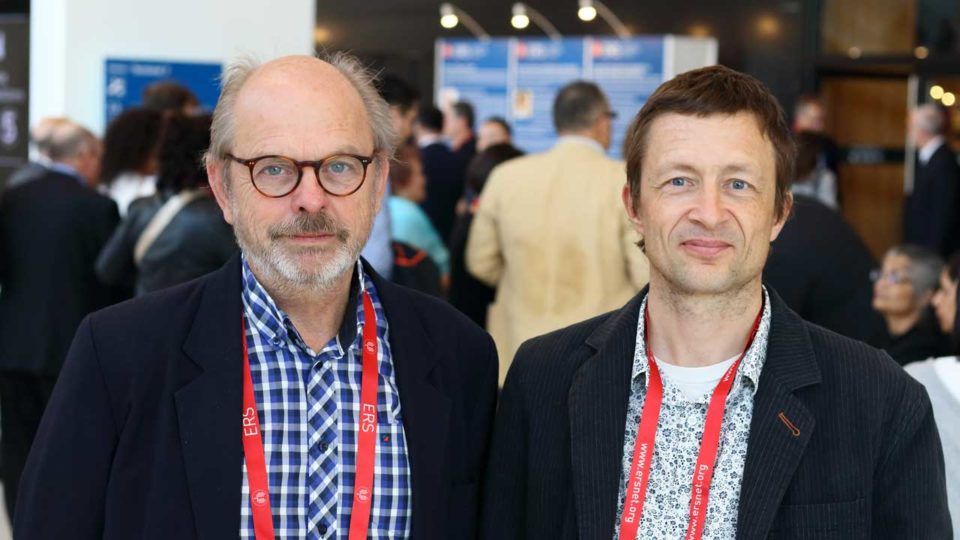 Jakob Bønløkke og Torben Sigsgaard