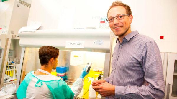 Forsker får 11 mio kr. til sit arbejde med virus