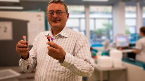 Ny professor forudsiger udviklingen af sygdomme via blodprøvesvar
