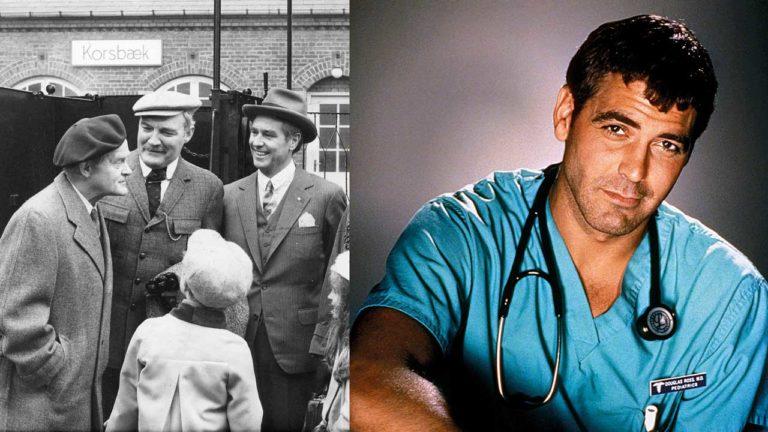 Dr. Hansen og George  Clooney kan gøre rigtige læger bedre