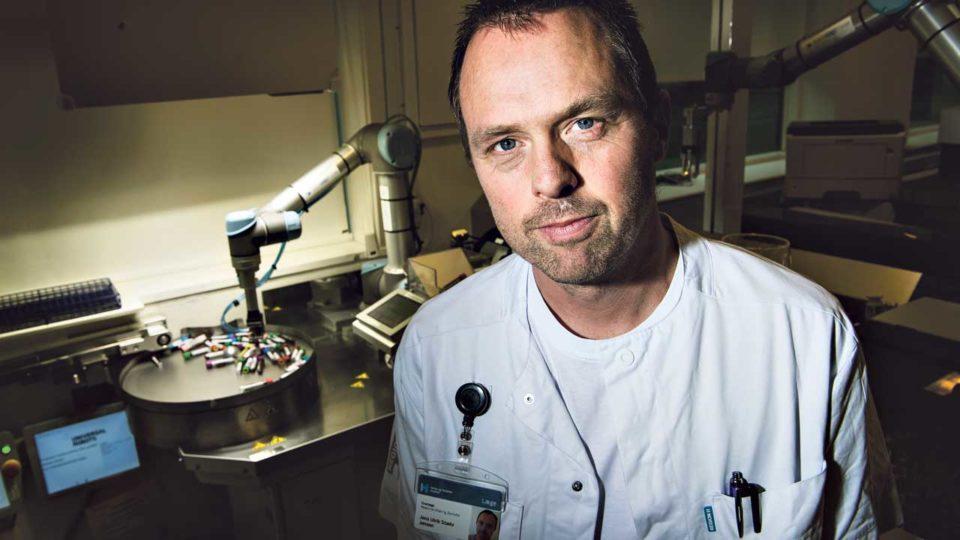 Jens-Ulrik Stæhr Jensen.