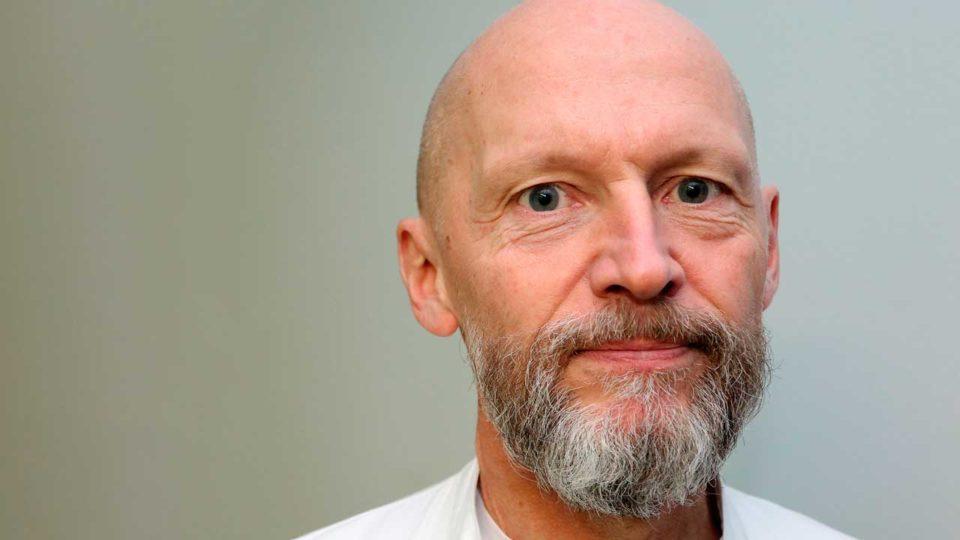 Niels Tønder er ansat som ledende overlæge