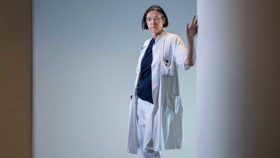 Vinder: »Humor og data er især vigtigt på onkologisk afdeling«