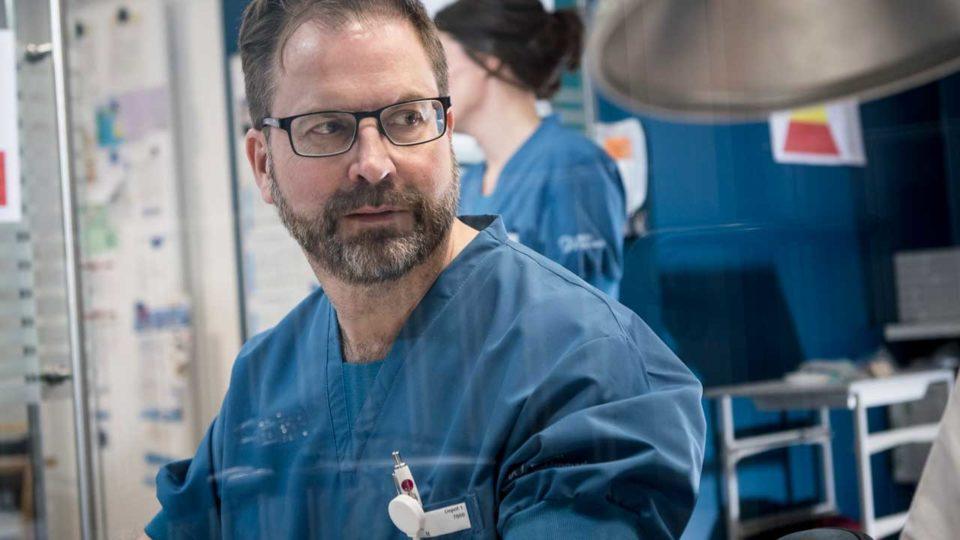 Vinder: »Vi har lært af andre og ændret kirurgiske teknikker«