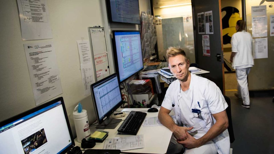 To af tre læger er utilfredse med Sundhedsplatformen