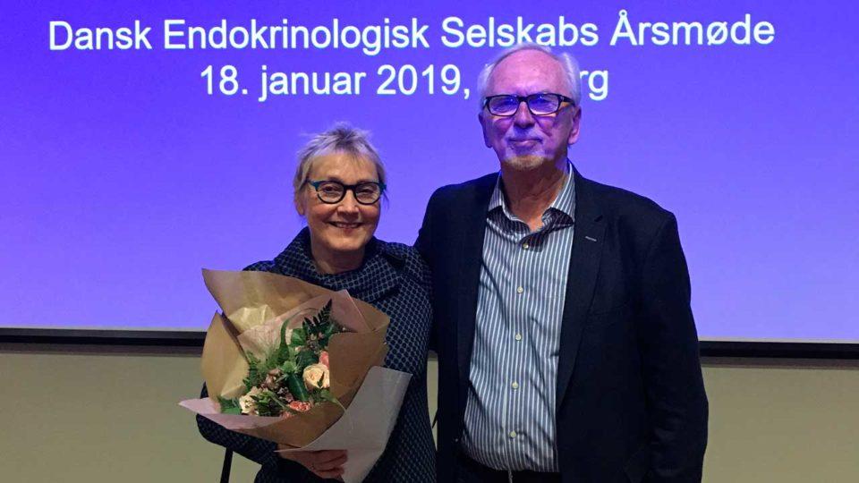 Kirsten Nørgaard hædres med prestigefyldt diabetespris