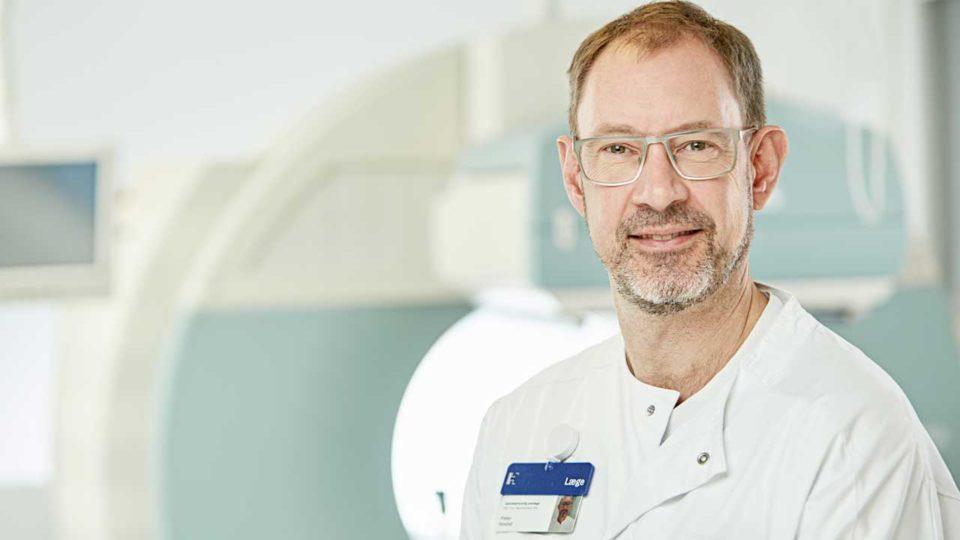 Peter Hovind bliver ledende overlæge på Bispebjerg og Frederiksberg Hospital