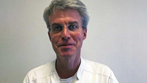 Jesper Ravn er ny klinikchef på Rigshospitalet
