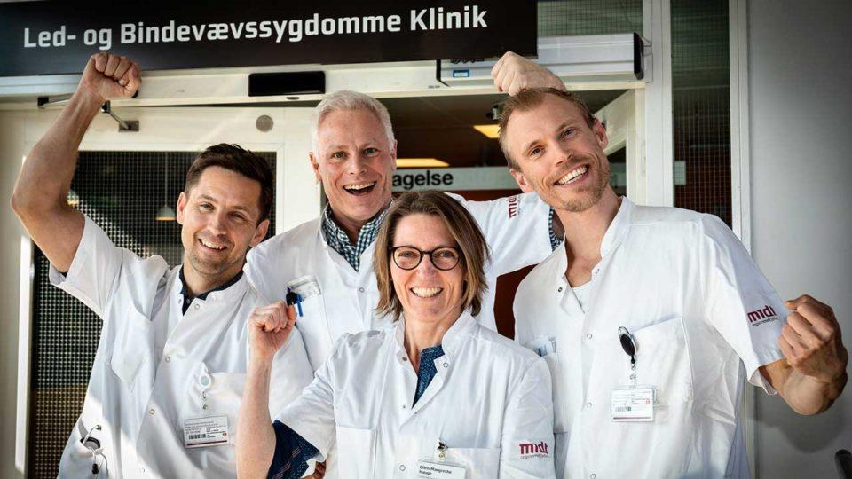Aarhusiansk afdeling er bedst til at uddanne nye læger