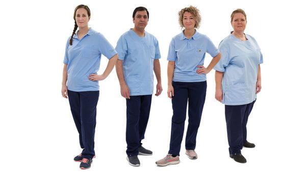 Komfort slår autoritet i valg af nye uniformer