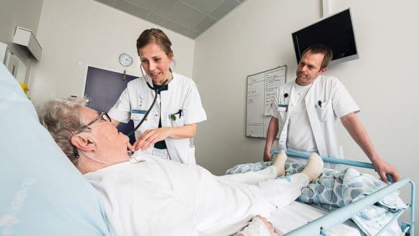 På sporet af den rette behandling af svært syge KOL-patienter