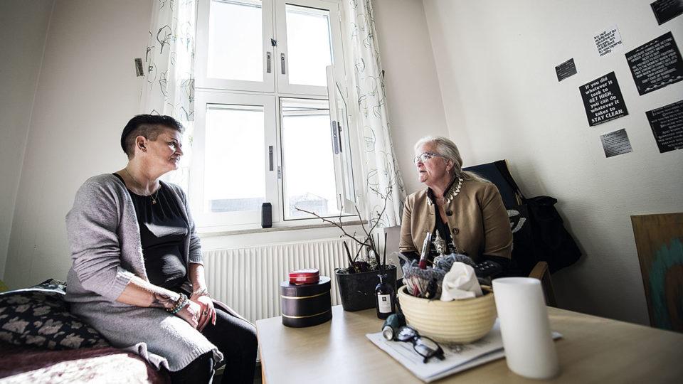 »Jeg ville ønske, at vi kunne tilbyde det samme til alle de hårdest ramte patienter i psykiatrien«
