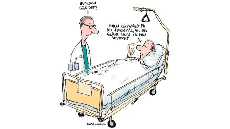 Jeg er advokat for hjertepatienterne – uden persons anseelse