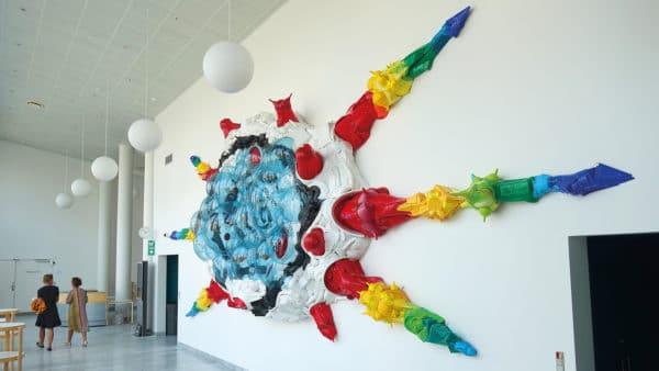 Hospitalerne har brugt 70 mio. kr. på kunst