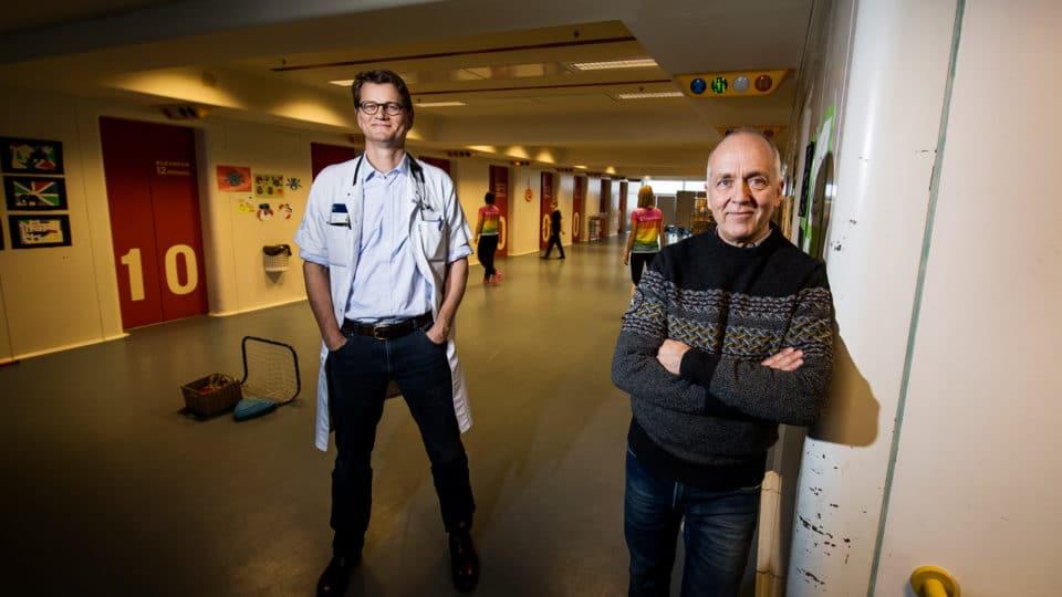 Makkerskab har bragt  Danmark i verdenseliten