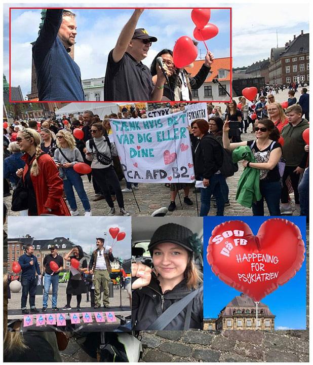 Et ydmygt ønske om en værdig psykiatri i Danmark