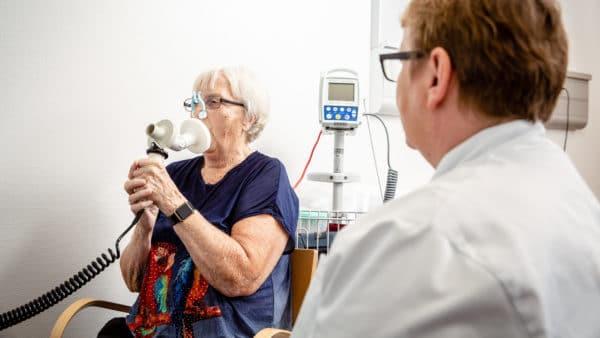 Vejle har ambitioner om at give KOL-patienter højere status