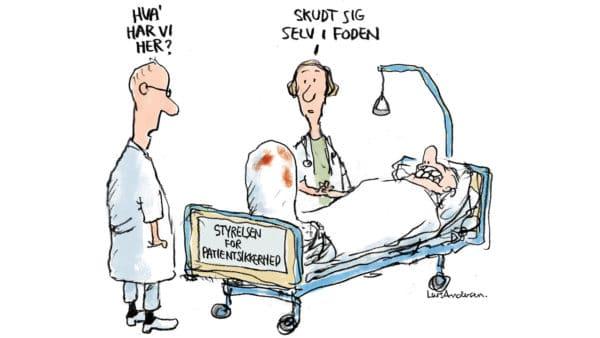 To år efter 9.000 lægers opråb: Hvor meget tillid har lægerne til Styrelsen for Patientsikkerhed?
