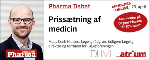 pharma debat april 2021