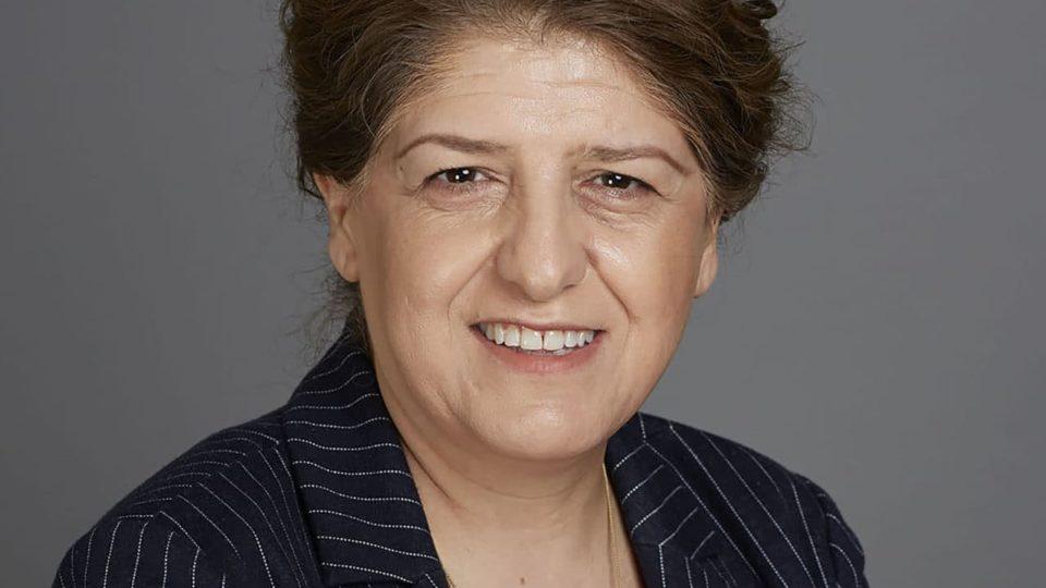 Professor Nasrin Asgari