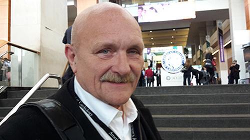 Jørn Dalsgaard Nielsen har noteret sig, at ESC har budt på et nyt scoringssystem til at afgøre det videre forløb for personer, der bliver ramt af en blodprop i lungerne.