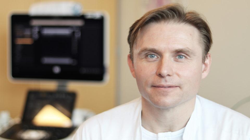 Karkirurgisk klinik begejstret for skift fra røntgen til ultralyd