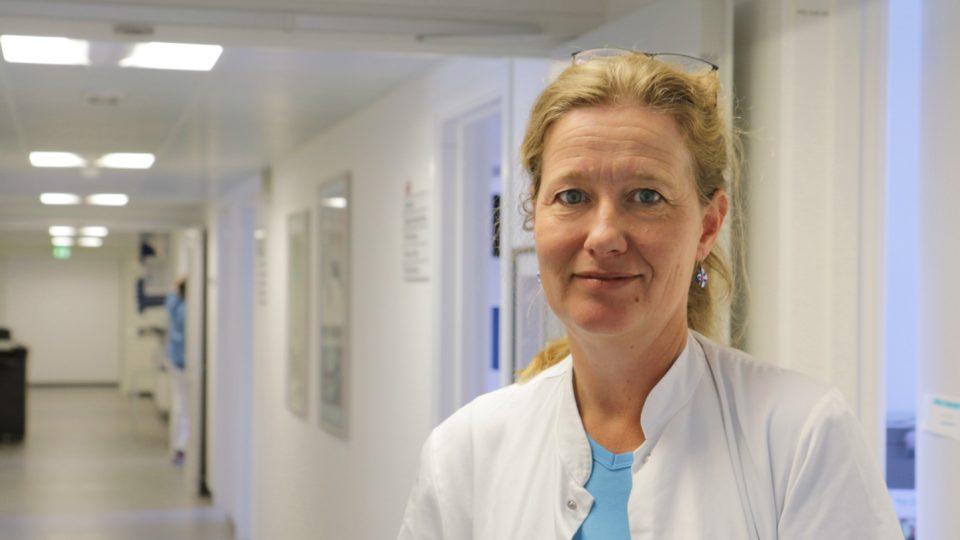 Anne Øvrehus, ledende overlæge på Odense Universitetshospital