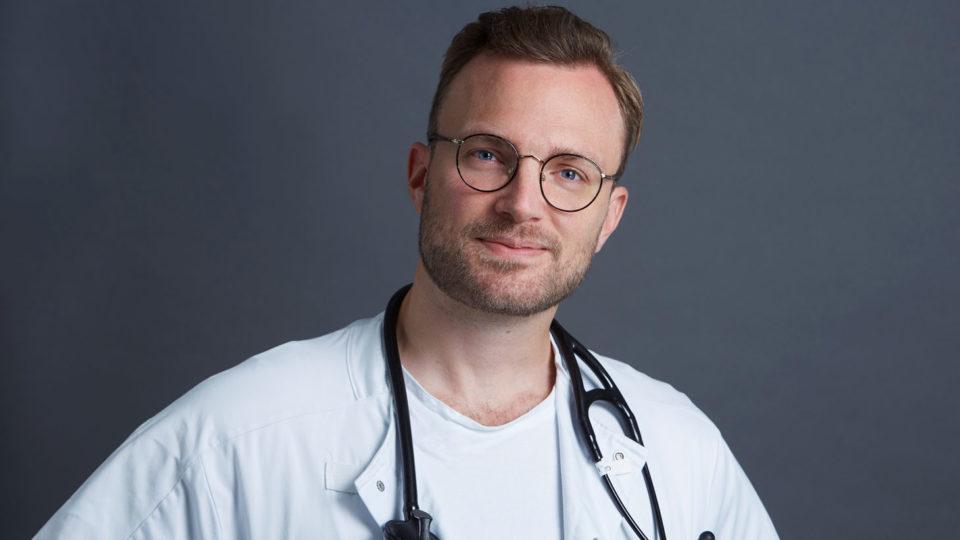 Christian Wøhlk, læge og ph.d.-studerende