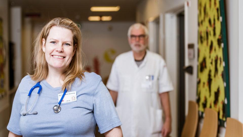 Vinder: »De mindre sygehuse er også rigtig velfungerende«