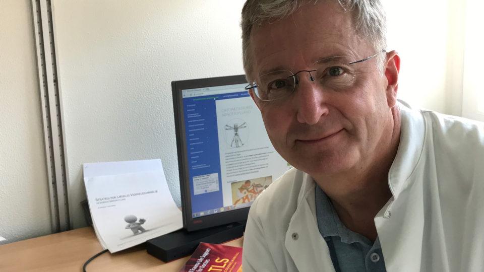 Netværk for AP-læger breder sig efter succes i Sønderjylland