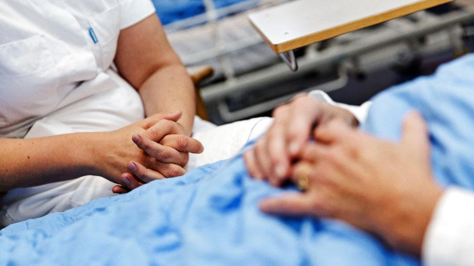 Samtale med patient