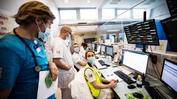 Nicolai Lohse og Jesper Juul Larsen, akutmodtagelsen, Nordsjællands Hospital