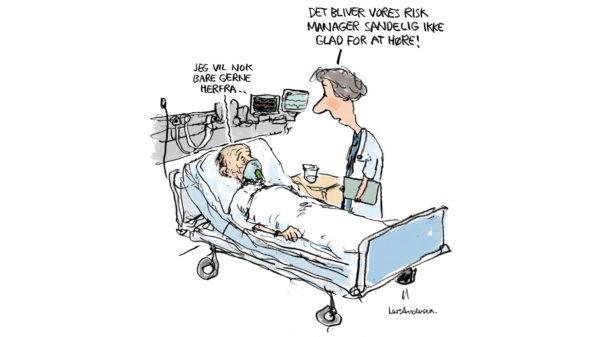 Kvalitetsdatabaser skal løse basale problemer, før hospitaler kan sammenlignes
