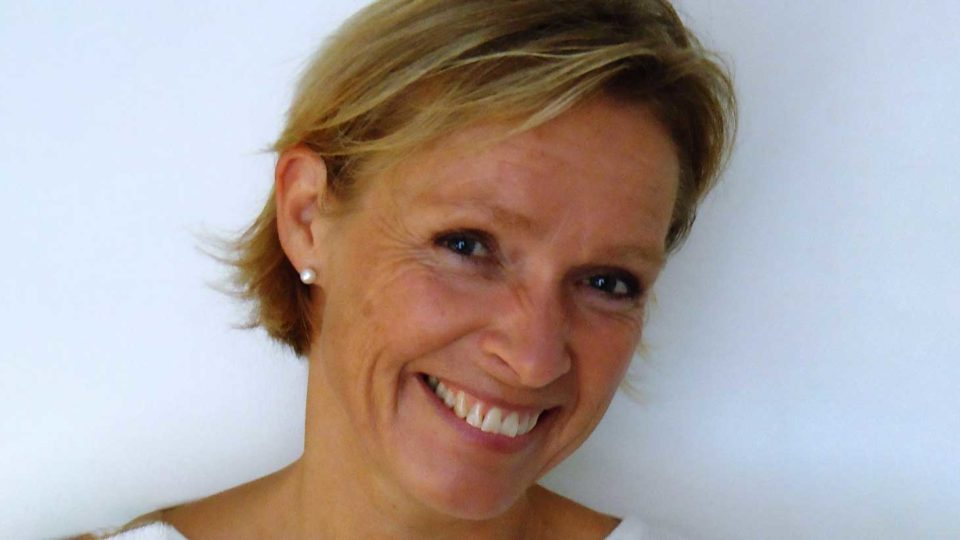 Jette Holt, hygiejnesygeplejerske SSI