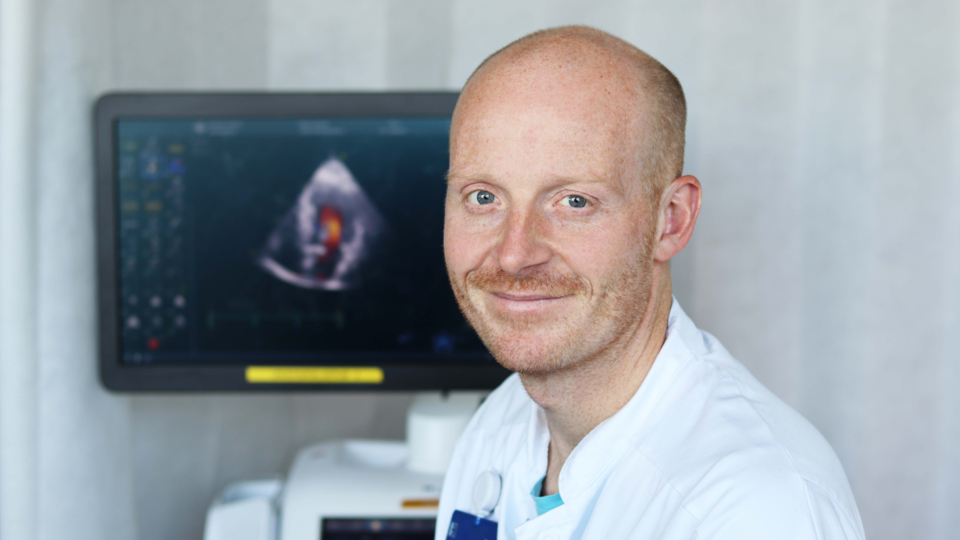 Fascineret af det fagligt udfordrende: Hjertelæge fra Rigshospitalet har fået EliteForsk-pris