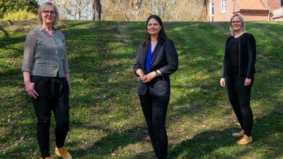 Regionshospital Randers skal hjælpe med at mindske ulighed for patienter med livmoderhalskræft i Europa