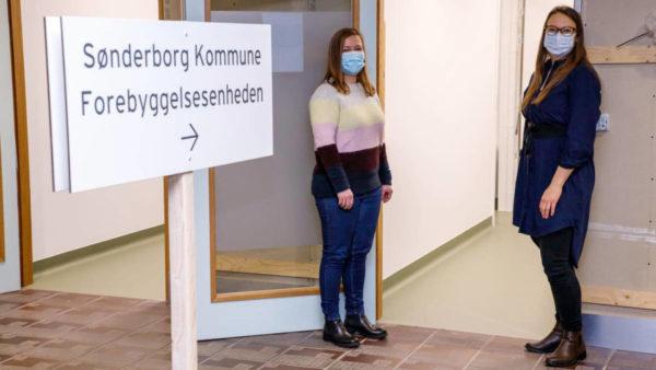 Kommunal forebyggelsesenhed på Sygehus Sønderjylland hjælper borgere på rette tidspunkt