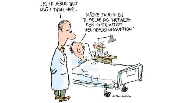 Vores samfund, sundhedsvæsen og borgere har brug for systematisk velfærdsinnovation
