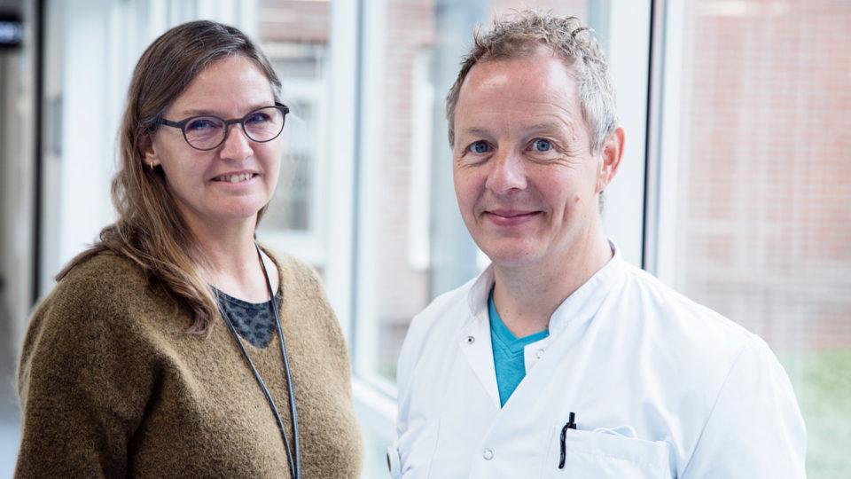 Ny organisering sparer tid for patienterne