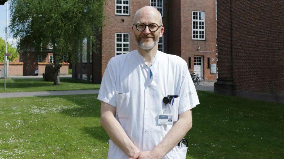 Ny professor i medicinsk gastroenterologi ved Klinisk Institut på SDU