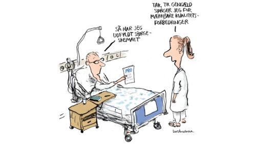 PRO kan forbedre kvaliteten – hvis det anvendes meningsfuldt og aktivt i klinikken