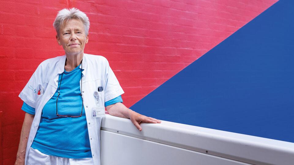 Efter fire år fik Køge endelig sit geriatriske afsnit