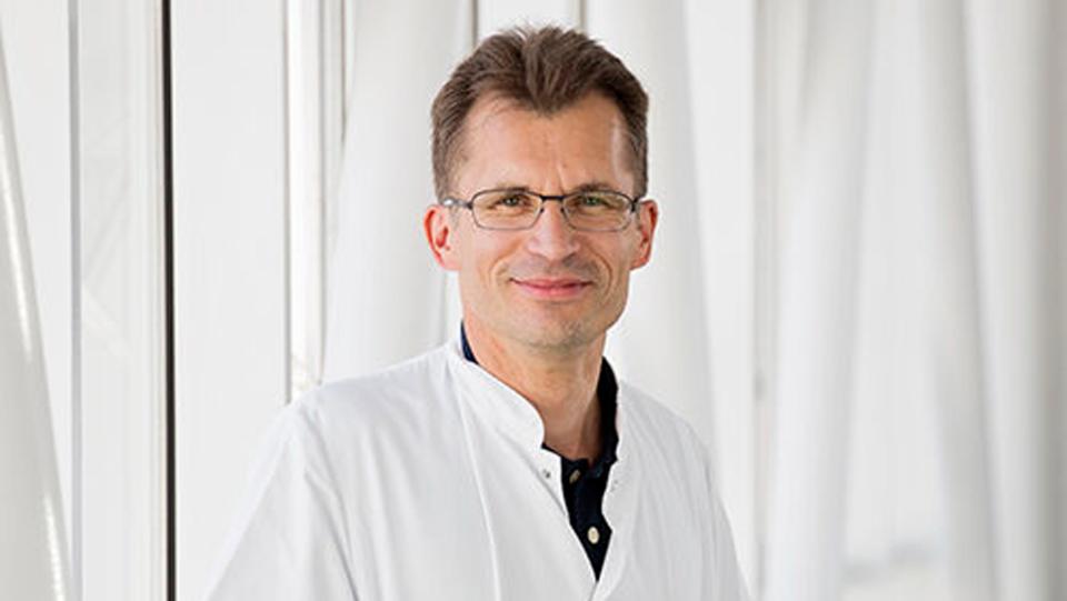 Hans Bjarke Rahr er ny klinisk professor i kirurgi ved SDU og Sygehus Lillebælt