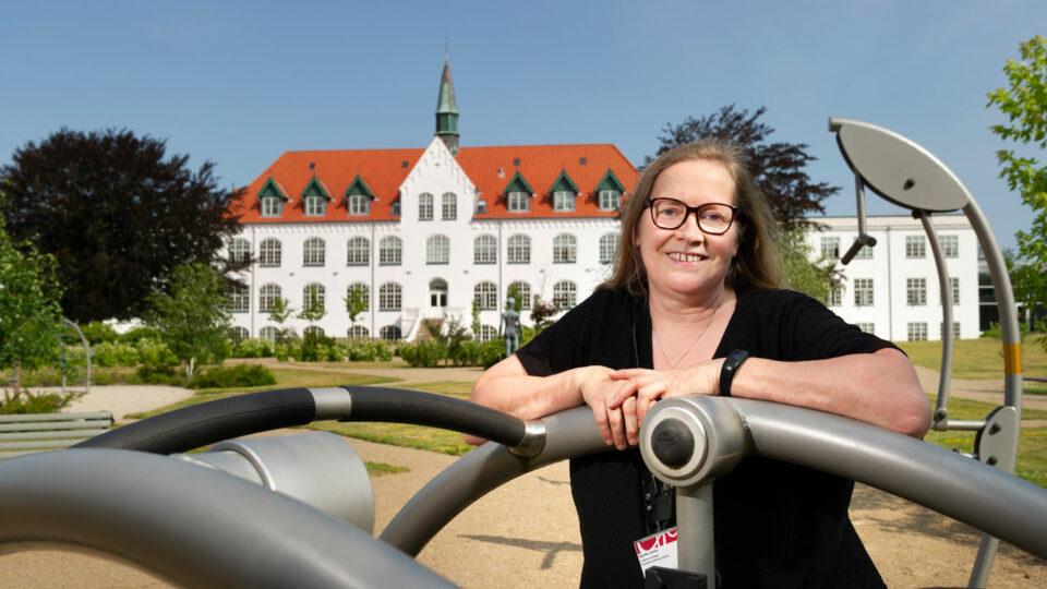 Vinder: Tværfagligt fokus på patienter med skizofreni giver Esbjerg delt førsteplads