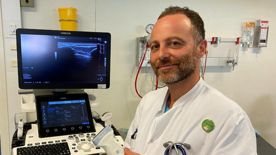 Lungeultralyd ser ud til at kunne skelne typen af kronisk afstødning efter lungetransplantation