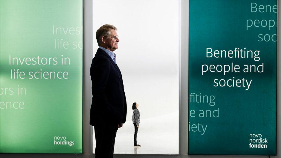 Mens staten støtter bredt, bestemmer Lars Rebien, hvor dansk forskning skal være i verdensklasse