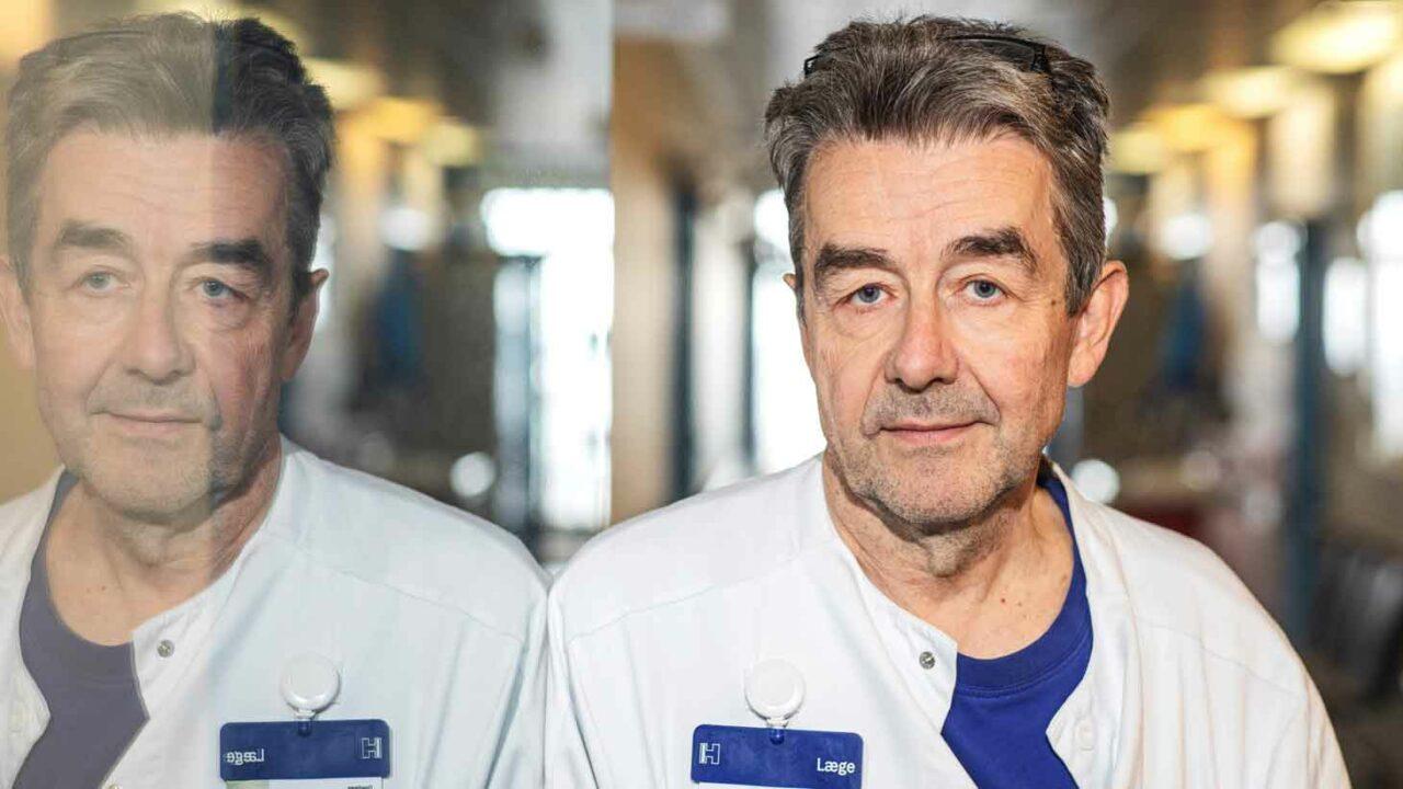 Lars Køber, professor i kardiologi på Rigshospitalet