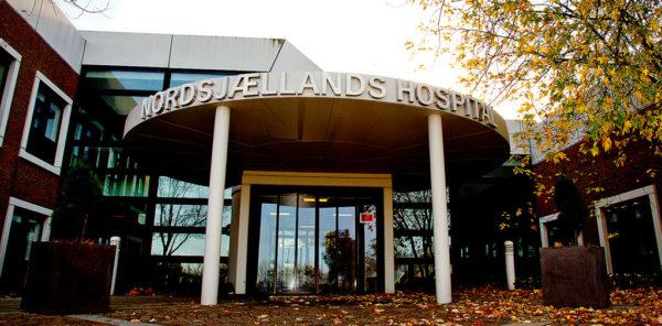 Kommune åbner sengepladser på Nordsjællands Hospital