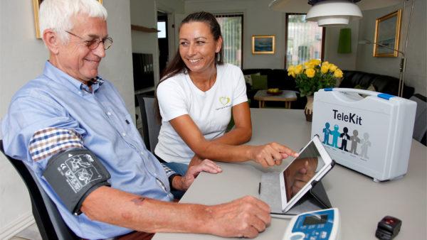 TeleCare Nord inspirerer til national indsats