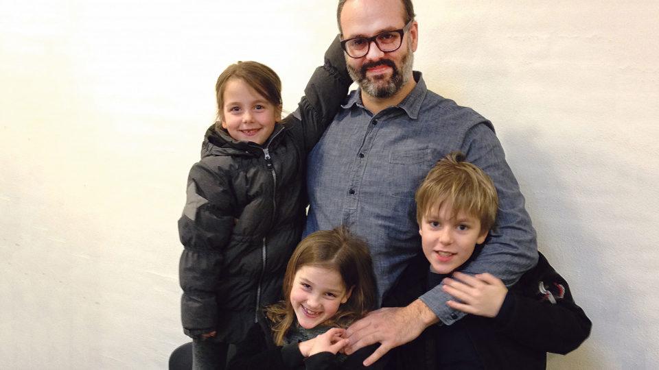 Far til fire bliver den nye læge i Borris